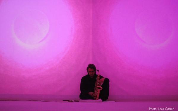 Della Marina e Zucchi, A Place to Play, live sound installation at Spazioersetti, 2015