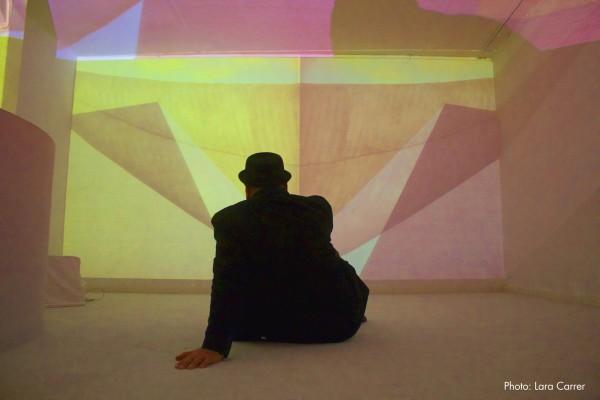 Spazioersetti - galleria di arte sonora e spaziale - photo Lara Carrer