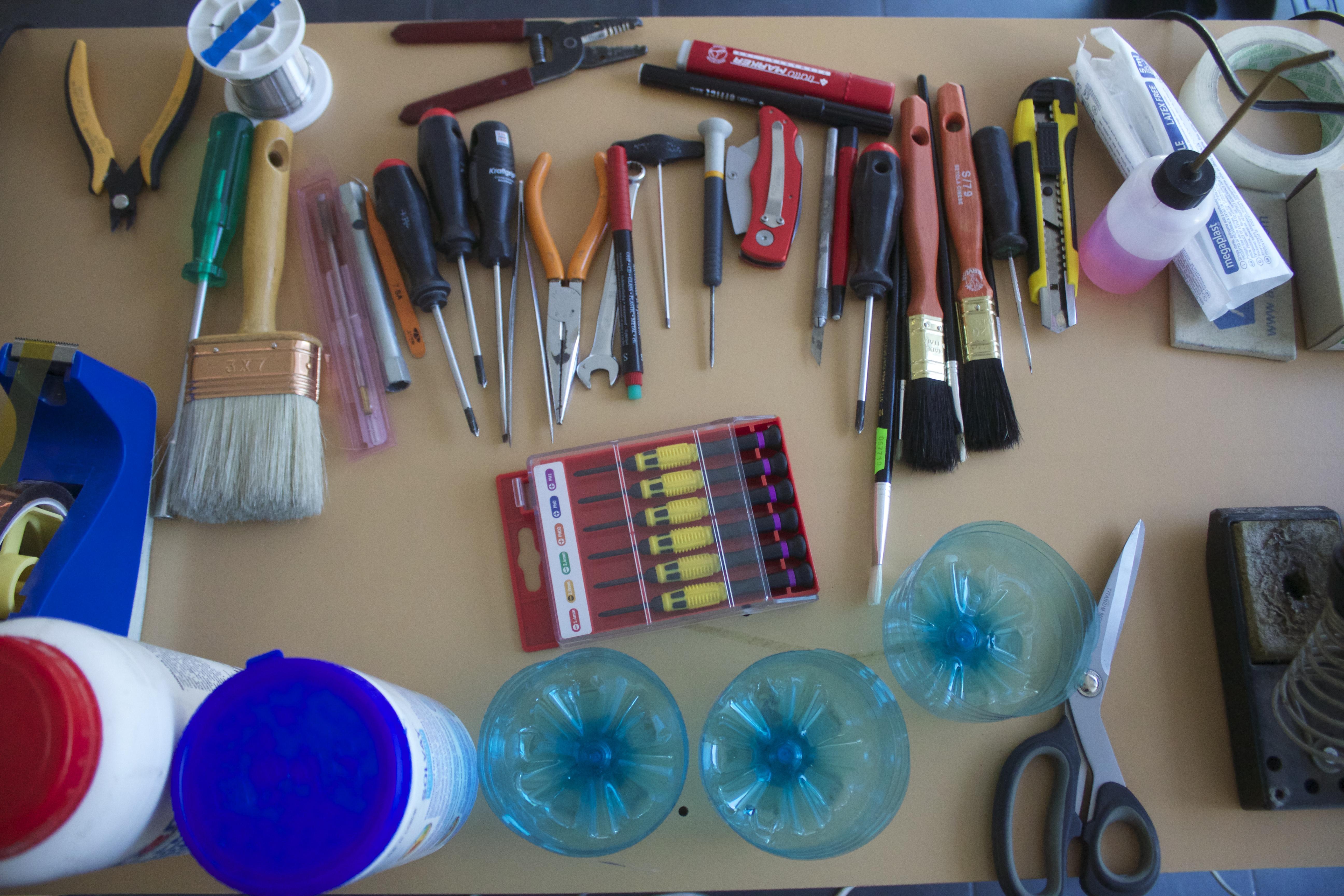 Workshop - foto credit Lara Carrer