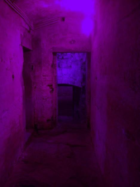 Il Suono in Mostra 2017 - prigioni del castello di Udine