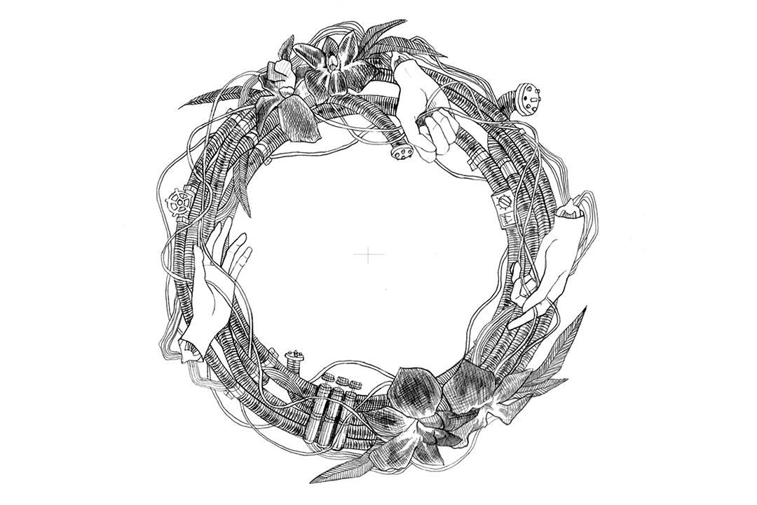COH - Cure For Humanity - disegno di Yuu Omiya